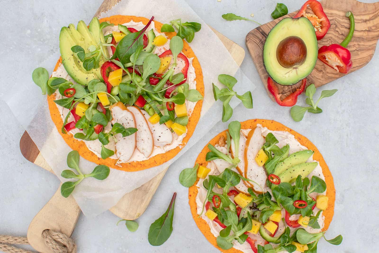 Lunchwrap-Philadelphia-Sweet-Chili-mango-kip