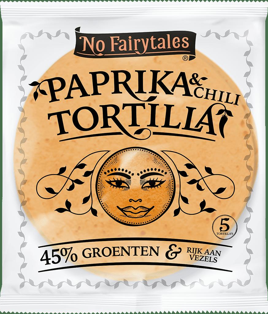 No Fairytales Paprika Chili