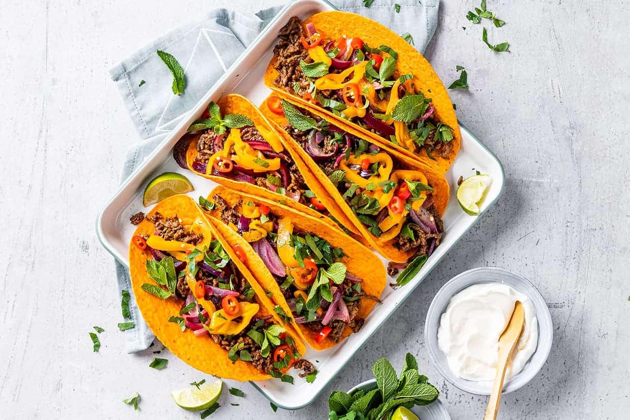 Taco Fredag Burritos